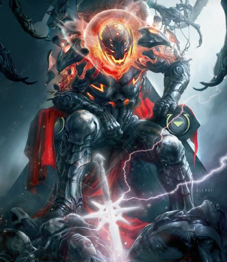 ULTIMATE ENCOUNTER: Ultron – All Will Be Metal