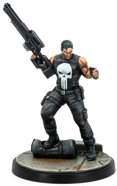 CHARACTER SUMMARY: PUNISHER (Frank Castle)