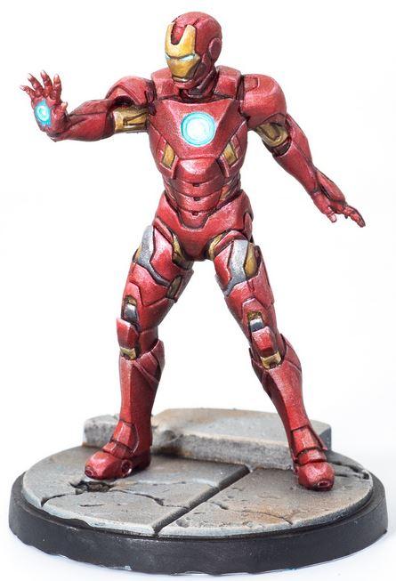 CHARACTER SUMMARY: IRON MAN (Tony Stark)