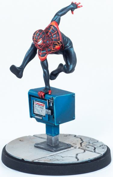 CHARACTER SUMMARY: SPIDER-MAN (Miles Morales)