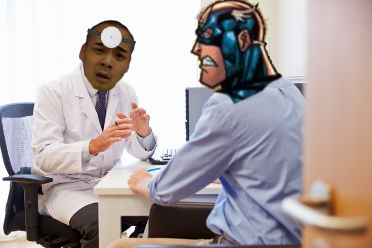 The Clinic: Homeless She-Hulk