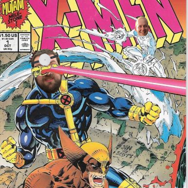 Roster Doctor Episode 13 – Wakanda/X-Men (Feat. ATB's Pat Dunford)