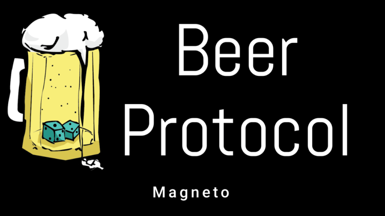 Beer Protocol: A Marvel Crisis Protocol Podcast – Magneto