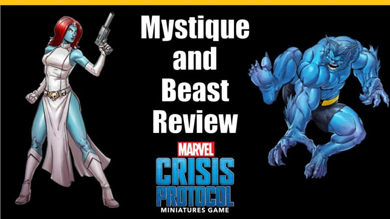 Mystique and Beast Review