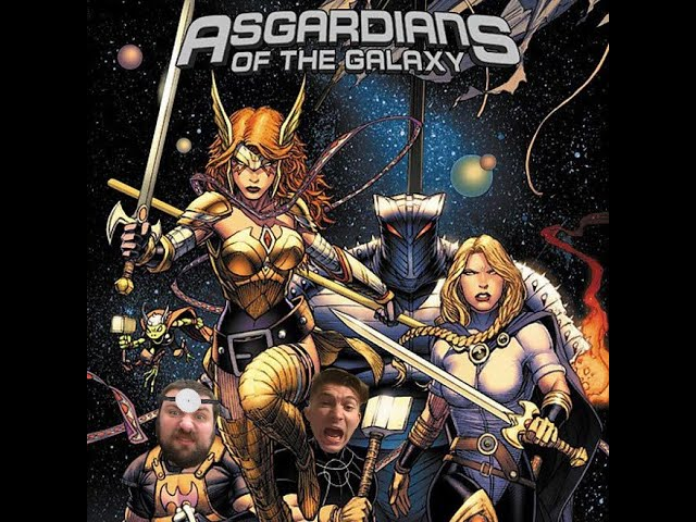 Roster Doctor Episode 15 – Asguardians of the Galaxy (Feat samsweeten)