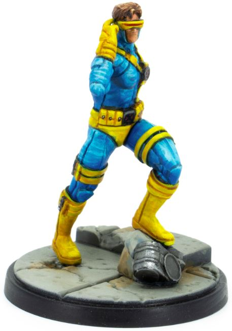 CHARACTER SUMMARY: CYCLOPS (Scott Summers)