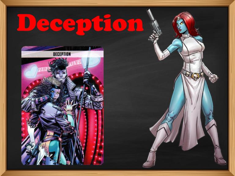 Let's Talk About Deception