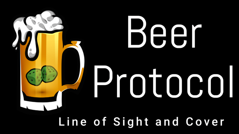 Beer Protocol: A Marvel Crisis Protocol Podcast – Line of Sight and Cover