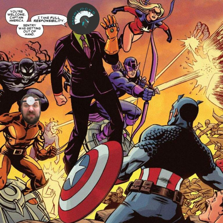 Roster Doctor Episode 22 – Spider-Foes w/ Thanos (Feat. the Morlock's Lexa White)