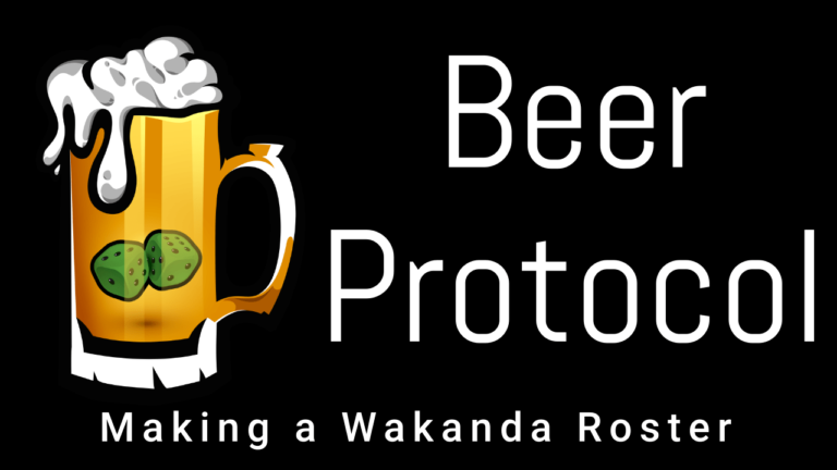 Beer Protocol: A Marvel Crisis Protocol Podcast – Wakanda Roster