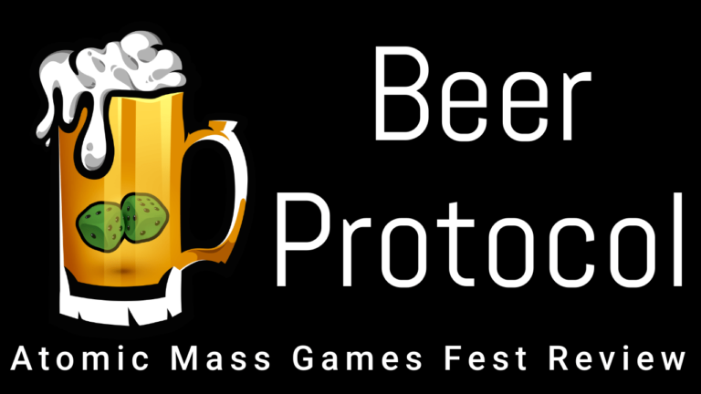 Beer Protocol: A Marvel Crisis Protocol Podcast – Atomic Mass Games Fest Review