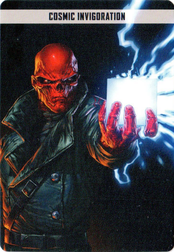Red Skull in 1 min or less