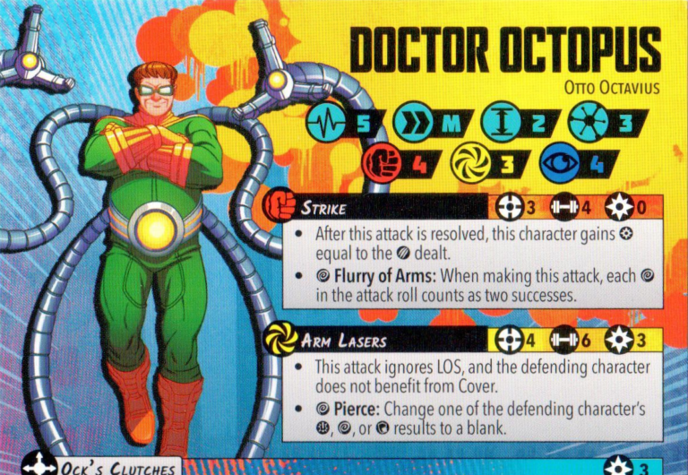Doctor Octopus in 1 min or less