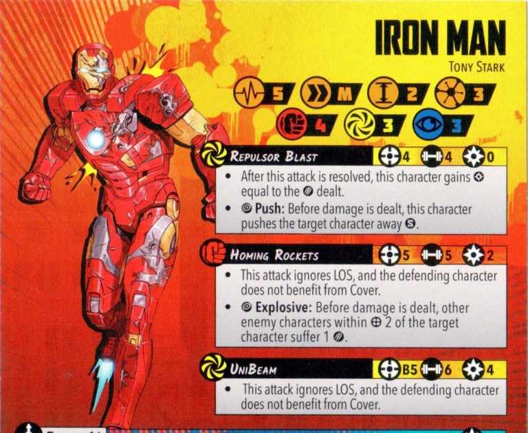 Iron Man in 1 min or less