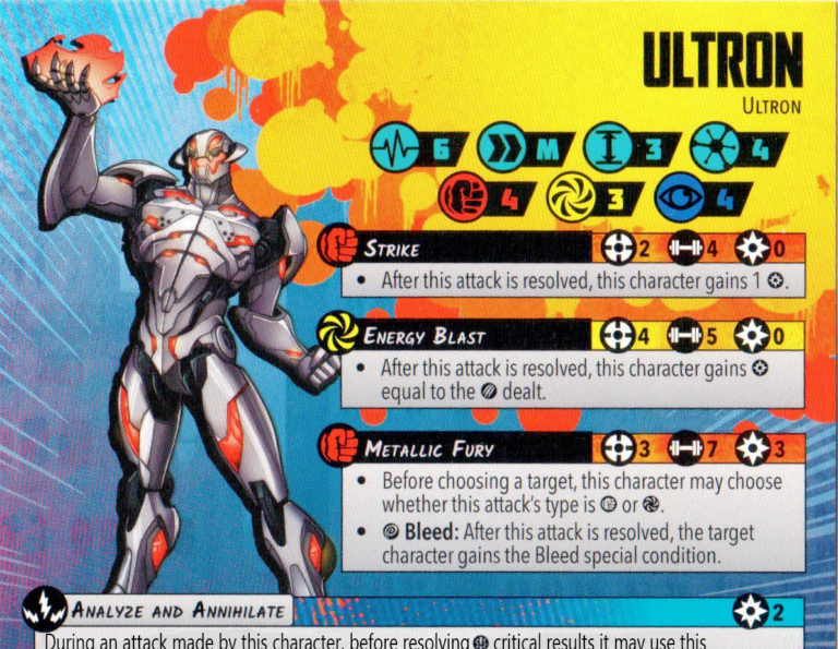 Ultron in 1 min or less