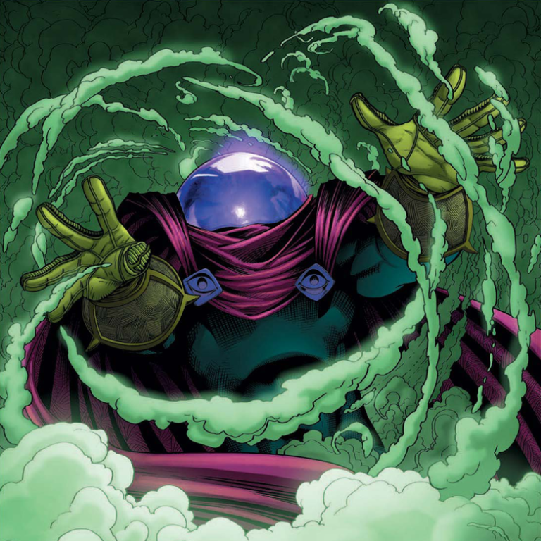 First Impressions: Mysterio
