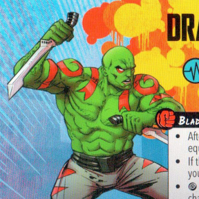 Drax in 1 min or less