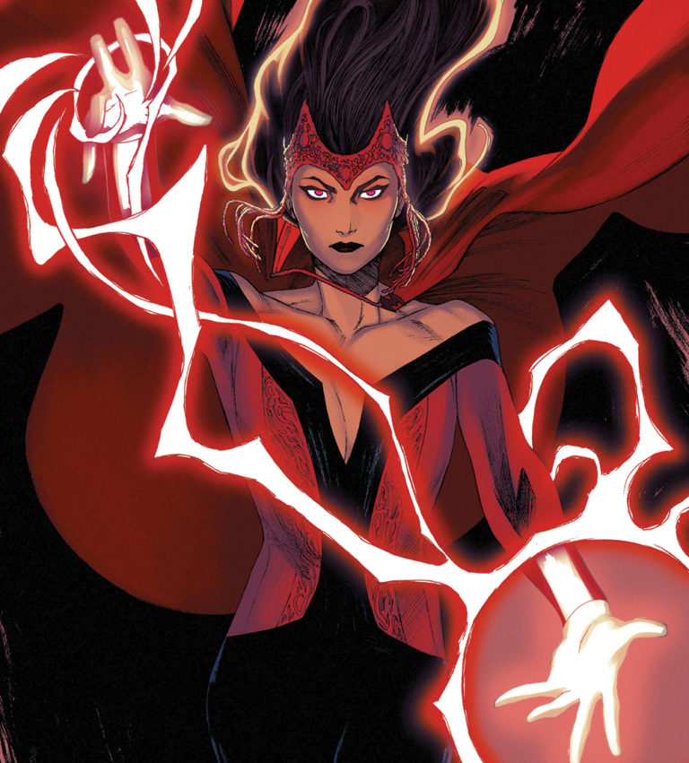 First Impressions: Scarlet Witch