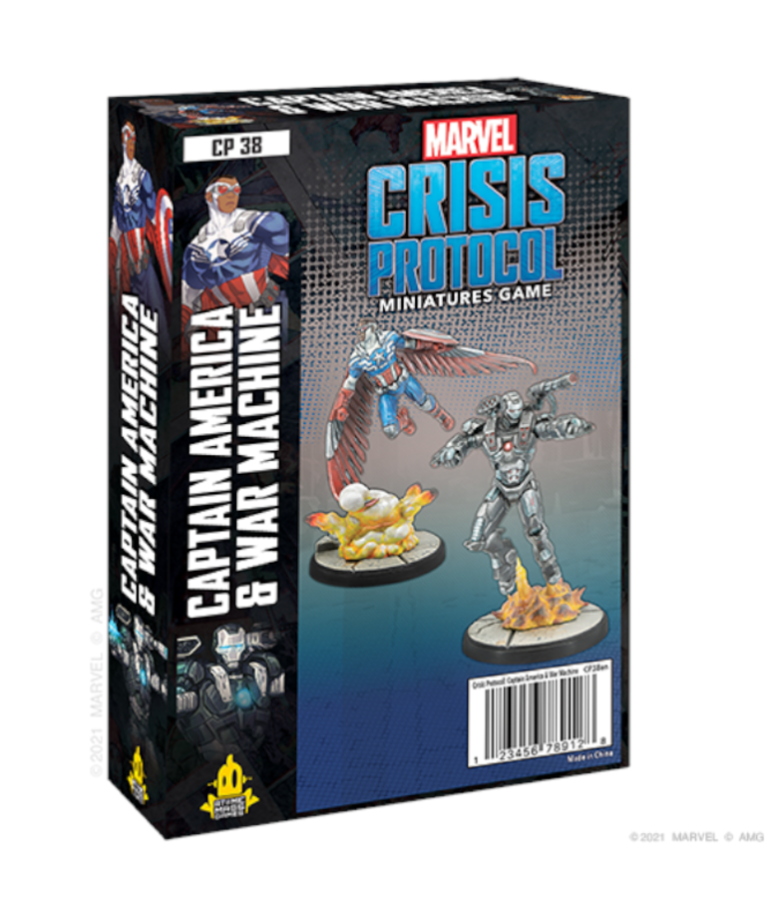 July Marvel: Crisis Protocol presales!