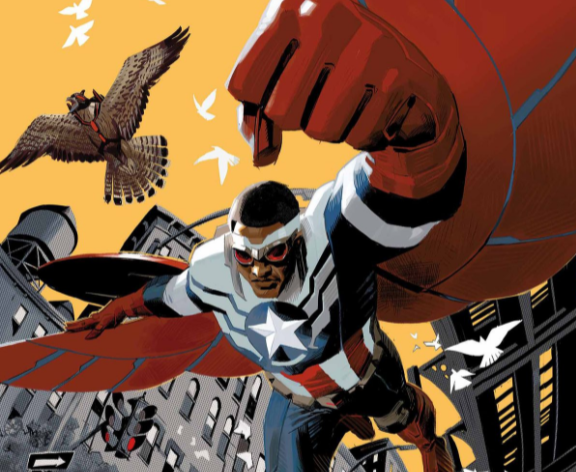 First Impressions: Captain America