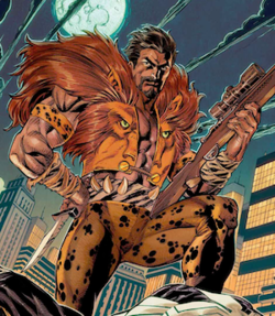 First Impressions: Kraven the Hunter