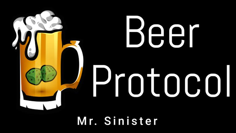 Beer Protocol: A Marvel Crisis Protocol Podcast – Mr. Sinister