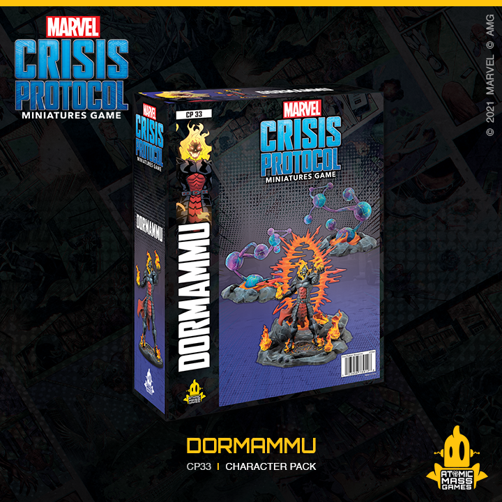 Marvel: Crisis Protocol releases for August and September!