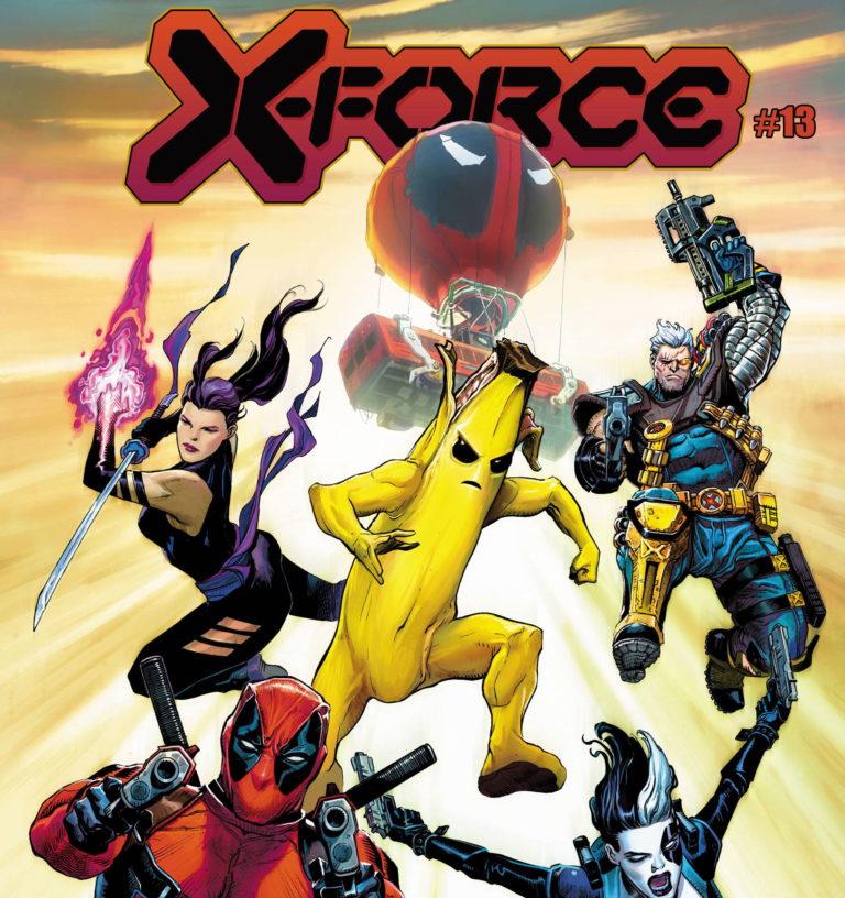 Three Box Challenge: X-Force