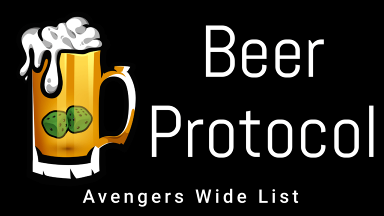 Beer Protocol: A Marvel Crisis Protocol Podcast – Avengers Wide List