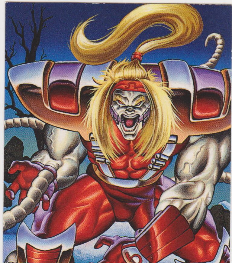 First Impressions: Omega Red