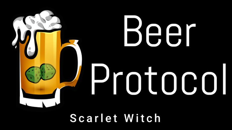 Beer Protocol: A Marvel Crisis Protocol Podcast – Scarlet Witch