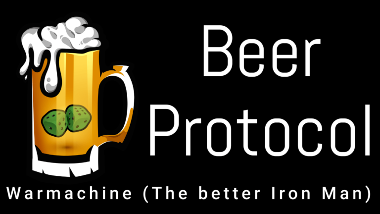 Beer Protocol: A Marvel Crisis Protocol Podcast – Warmachine