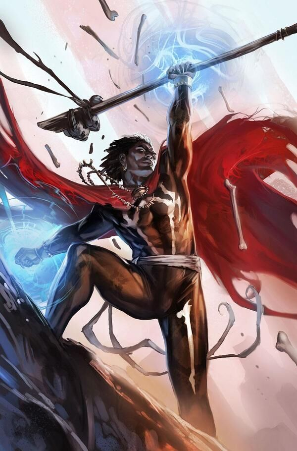 From Panel To Play, Its brother Voodoo