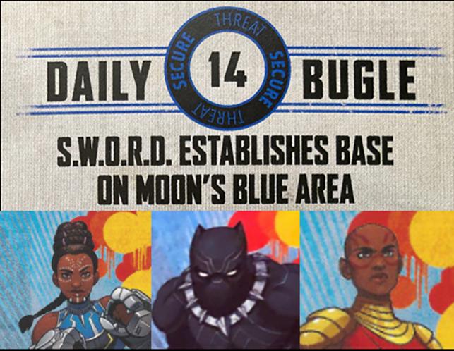 Is Wakanda even good on SWORD Base?