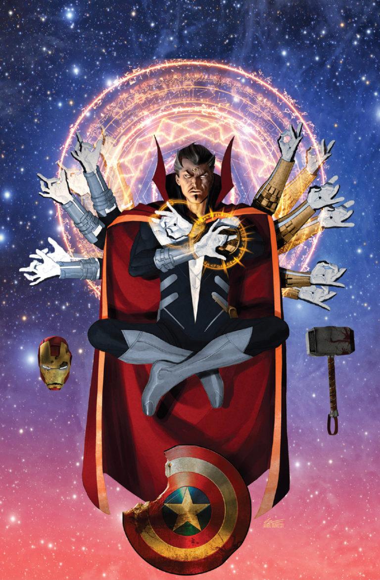 First Impressions: Doctor Strange, Sorcerer Supreme