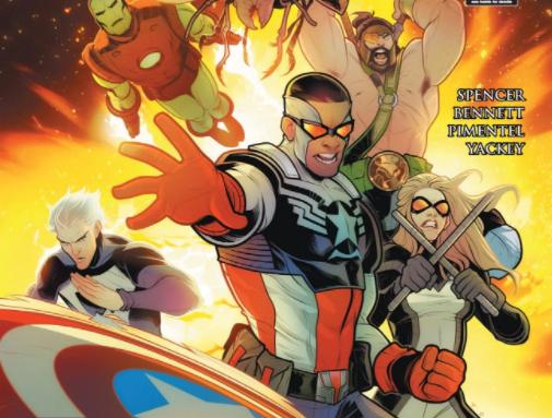 Three Box Challenge: Avengers