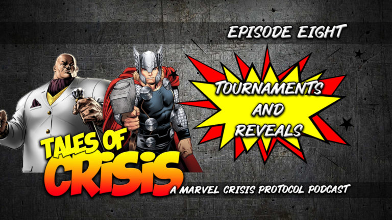 Episode 8 Tournaments and Reveals