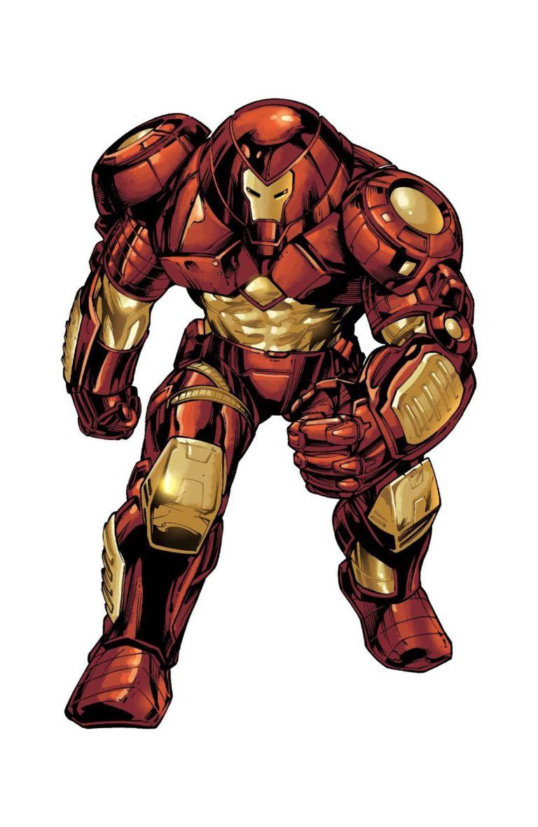 First Impressions – Hulkbuster