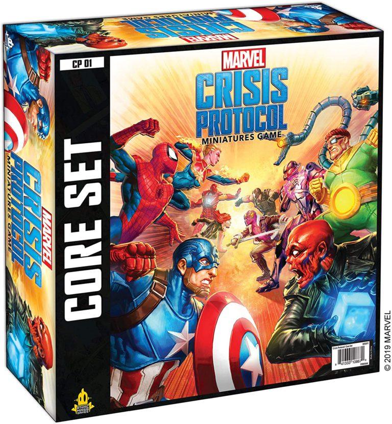 The Future of Marvel: Crisis Protocol