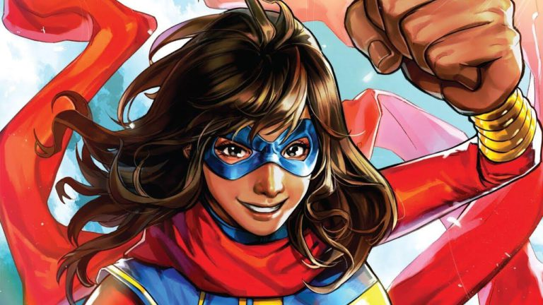 First Impressions – Ms. Marvel