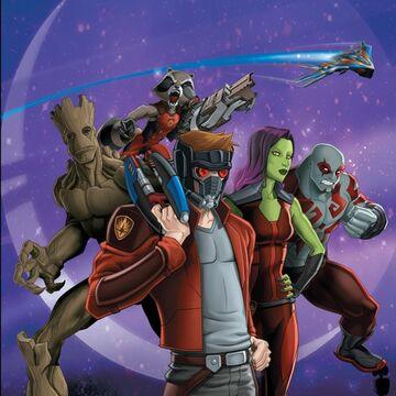 Guardians Of the Galaxy Errata