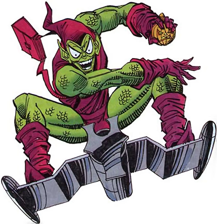 How to Win With Green Goblin and Alienate People – A Spider-Foes Primer